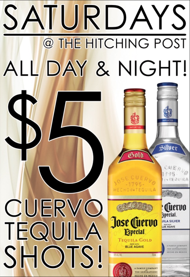 HP Saturdays Cuervo