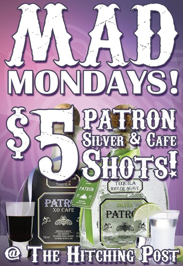 Hp Mondays Patron